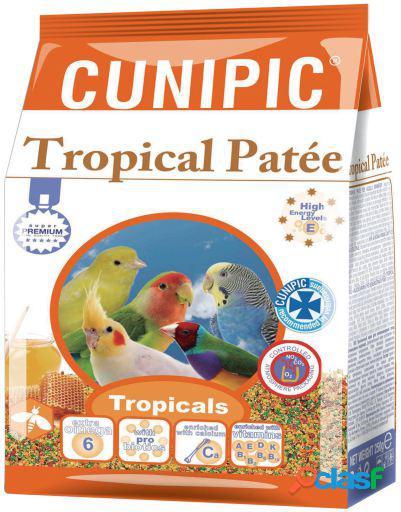 Cunipic Pasta De Cria Para Pajaros Tropicales 250G 250 GR