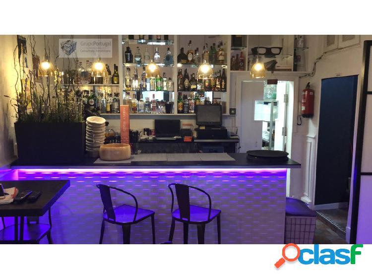 Traspaso Bar Restaurante de 125m² en zona Chamberí