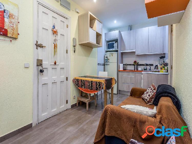 Apartamento en venta de 30 m2 en Avenida Ciudad de