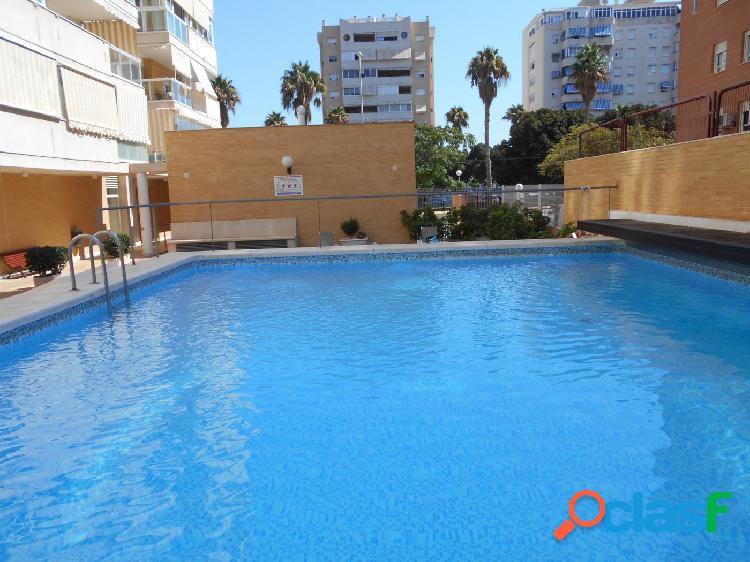 Precioso piso de 2 dormitorios con piscina en Miriam Blasco,