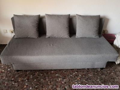 Sofá cama de ikea asarum