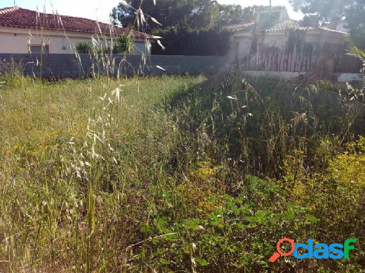 Terreno llano urbanizable en Banyeres del Penedes