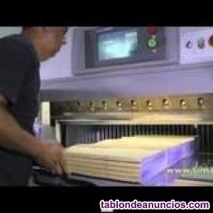 Aprendiz maquinista papel y cartón