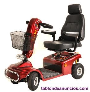 Moto movilidad reducida