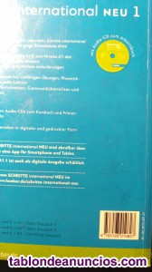 2 libros aleman a1 esc.of.id. Edit hueber schritte
