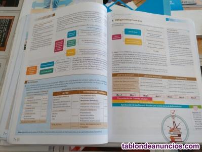 Libros de texto de grado medio de 1º de gestión