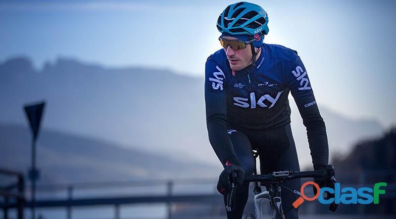 Comprar Ropa de Ciclismo Sky Barato 2019
