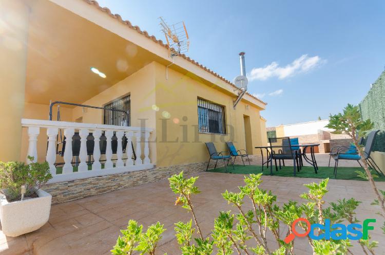 Ref. 03737 - EXCLUSIVA Precioso chalet en El Secanet, Lliria