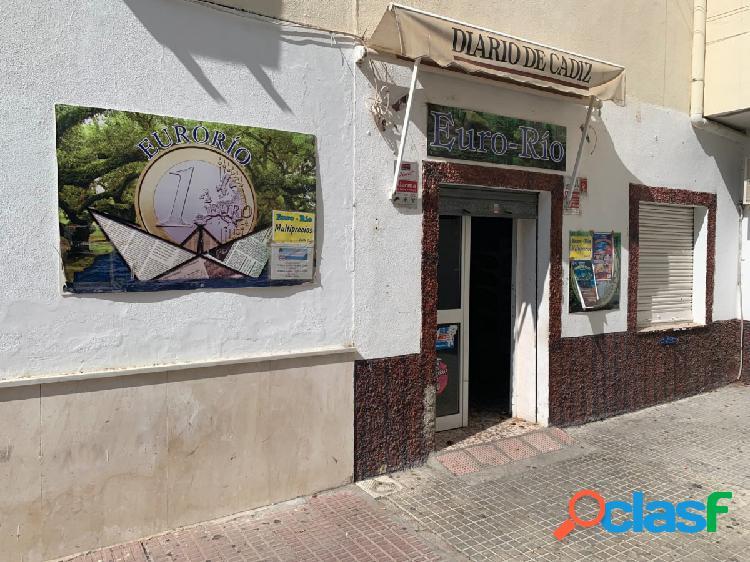 Se alquila local comercial en el Rio San Pedro