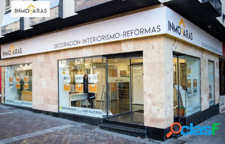 Se alquila piso en Avd. Portugal - Salamanca