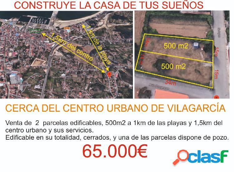 BONITO SOLAR - PARA VIVIR CERCA DEL CENTRO DE VILAGARCÍA