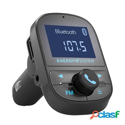 Energy Sistem Car Transmitter Fm Bluetooth Pro, original de