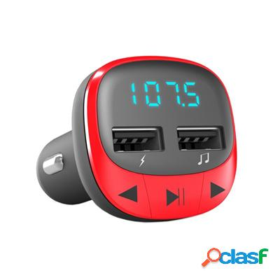 Energy sistem Car Transmitter Fm Red (microSd,Mp3), original