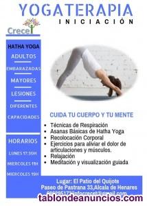 Profesora de yoga, mindfulness y relajación