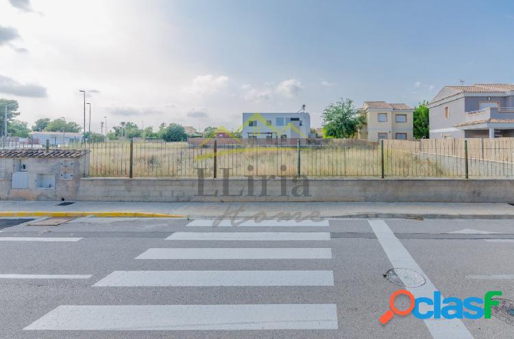 Ref. 03740 - Parcela para edificar en zona urbanizada de