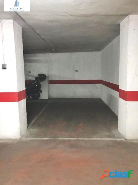 Se vende plaza de garaje en Valdepasillas