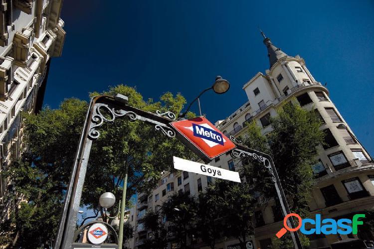 Viancasa ofrece alquiler de piso en lujo Barrio Salamanca,