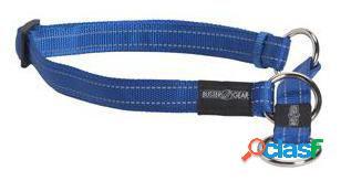 Kruuse Collar Buster Reflectante Azul 25 x 450-650 mm