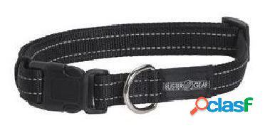 Kruuse Collar Gear ajustable Reflectante Negro 20 x 400-550