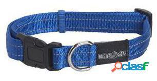 Kruuse Collar Gear ajustable Reflectante azul 15 x 280-400