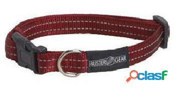 Kruuse Collar Gear ajustable Reflectante rojo 10 x 280-400
