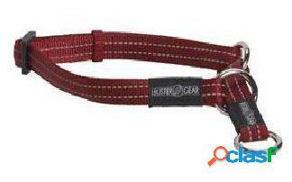 Kruuse Collar medio Gear Reflectante rojo 10 x 280-400 mm