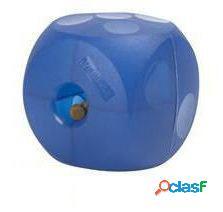 Kruuse Dispensador de golosinas Buster Soft Cube Mini azul