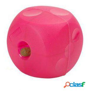 Kruuse Dispensador de golosinas Buster Soft Cube rosa