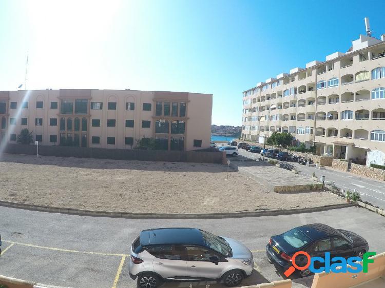 Piso de 2 habitaciones con PARKING y vistas PARCIALES AL MAR