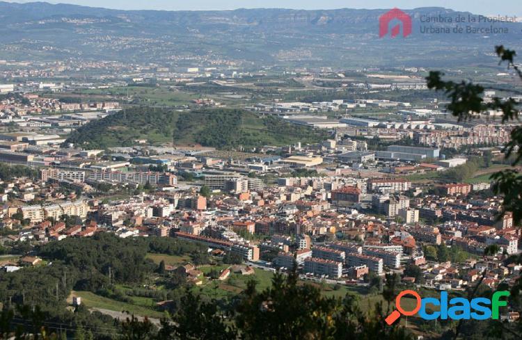 Solar para edificar vivienda en Montornès del Vallès