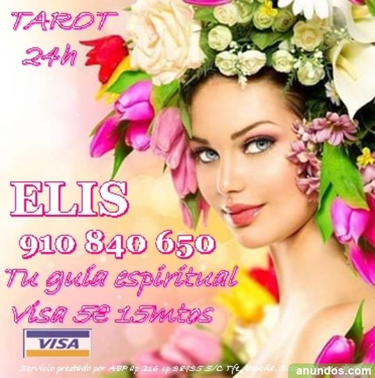 Tarot visa economica elis consulta 5euros las 24 horas -