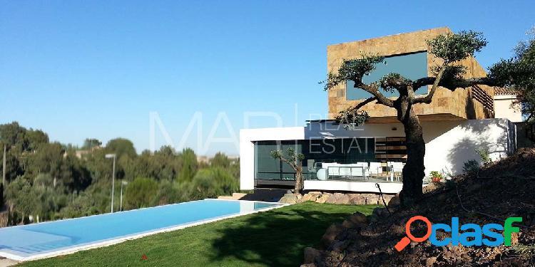 3H House, espectacular chalet en Huerta de Hierro