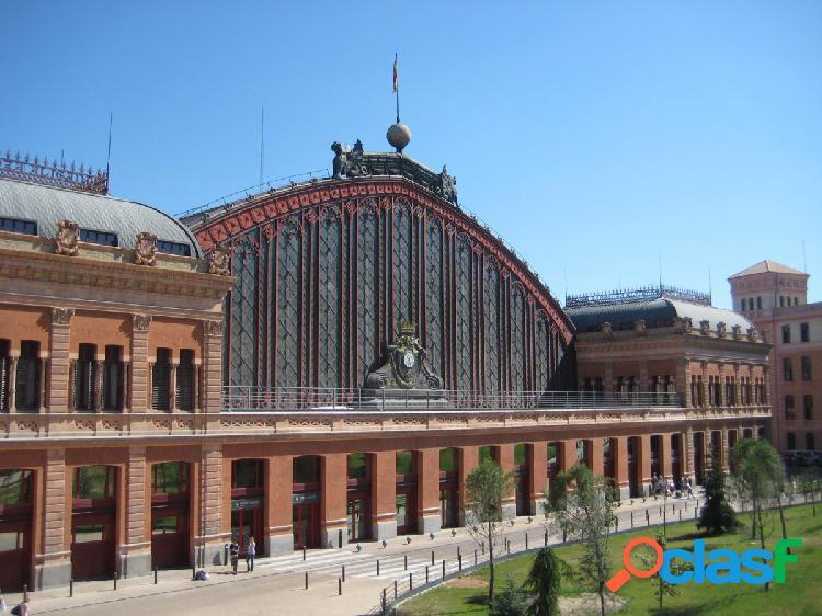 Alquiler de piso en Atocha, reformado, exterior, 3