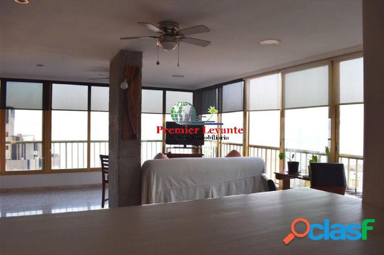 Vivienda en Playa San Juan, 2 hab y 2 baños, amueblasa y