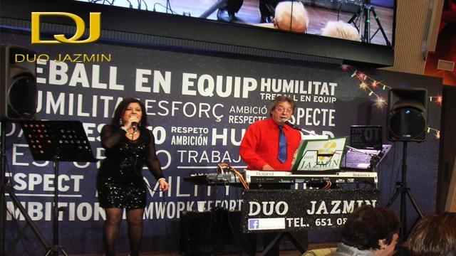 duo musical jazmin para amenizar toda clase de eventos