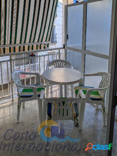 Apartamento de 2 dormitorios en la Playa de los Locos