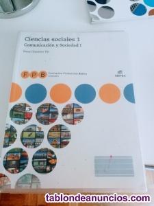 Libros de texto de fpbi segundo ciclo de administración de