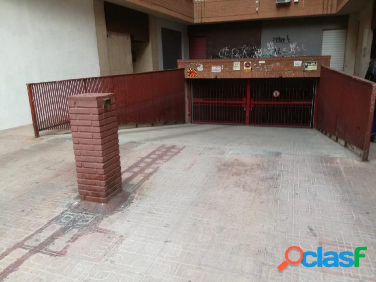 Plaza de garaje en la Plaza Principe de Asturias, Mislata