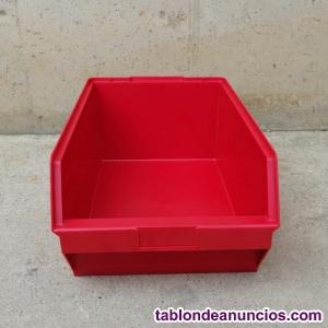 Caja apilable taller 30x45x20cm