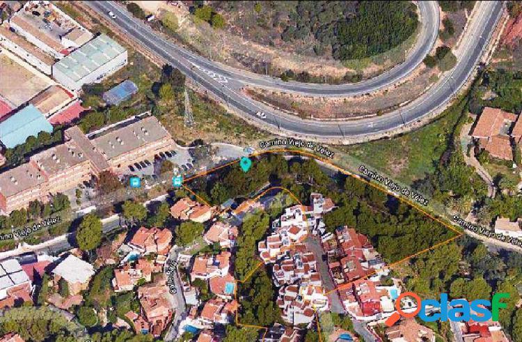 DOS PARCELAS - SUELO URBANO CONSOLIDADO DE 1560 m2 EN EL