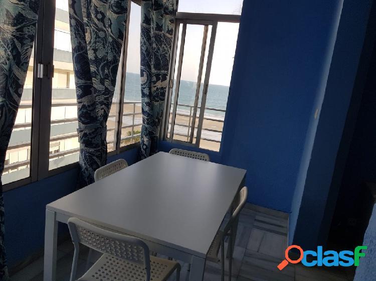Le ofrecemos está vivienda lateral al mar, 2 dormitorios
