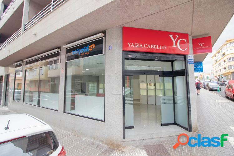 SE VENDE LOCAL COMERCIAL DE 110 M2 EN EL MÉDANO, TENERIFE