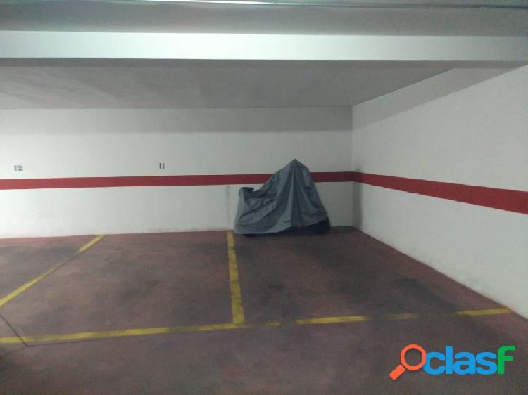 Se vende plaza de garaje en zona Capuchinos