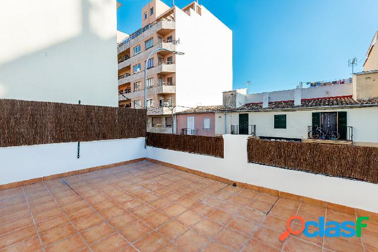 Venta apartamento completamente reformado con 2 terrazas en