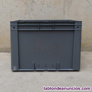 Caja de plástico 60x40cm