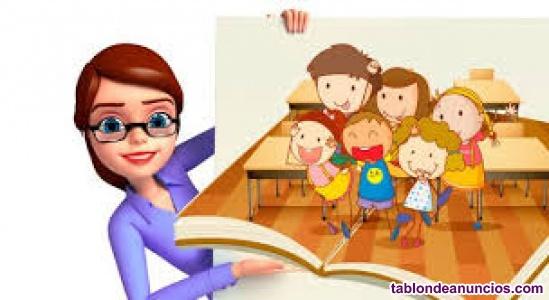 Clases apoyo escolar primaria y secundaria. Lengua