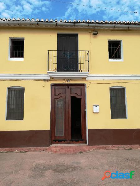 CASA DE HUERTA EN ALBORAYA