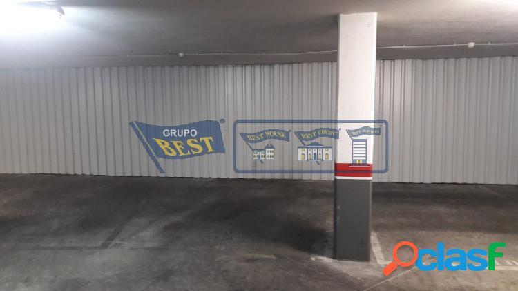 Cómoda plaza de garaje en el centro de León
