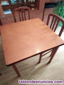 Mesa de comedor-salón