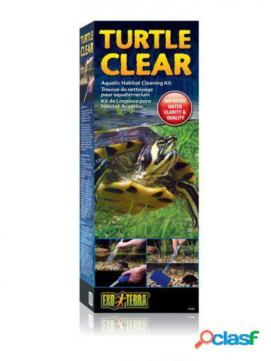 Exo Terra Exo Terra Turtle Clear(Kit Limpieza)